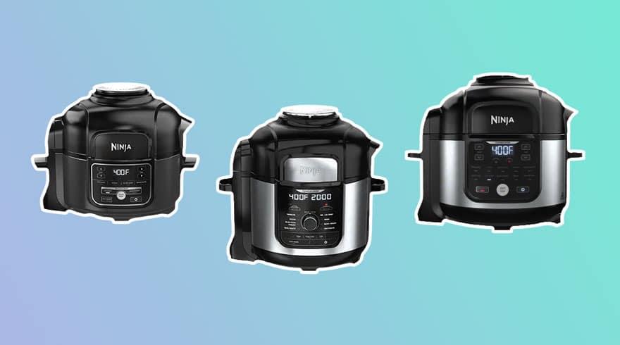 The Best Ninja Foodi Pressure Cookers of 2021