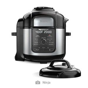 ninja foodi deluxe xl pressure cooker