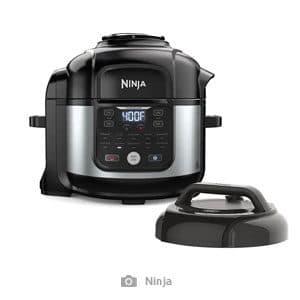 ninja foodi pro pressure cooker